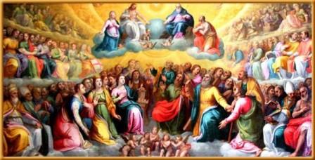 Các Thánh thông công