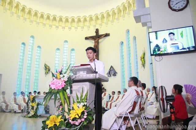 Lễ Truyền Chức Phó Tế cho 9Thầy Tại Giáo Phận Hưng Hóa - Ảnh minh hoạ 10