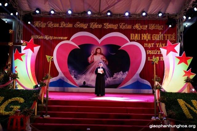 Cha Giuse Nguyễn Văn Hạnh chia sẻ trong đại hội